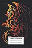 Notebook: Dragon , Journal for Writing, Size 6' x 9', 164 Pages