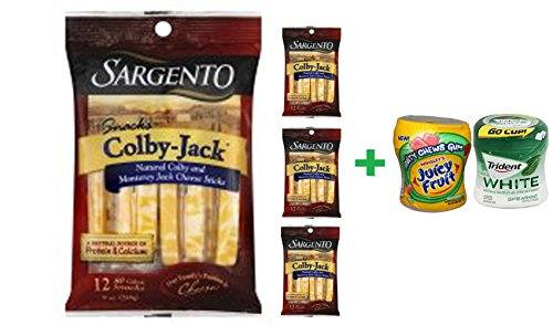 cheese sticks colby jack - 3
