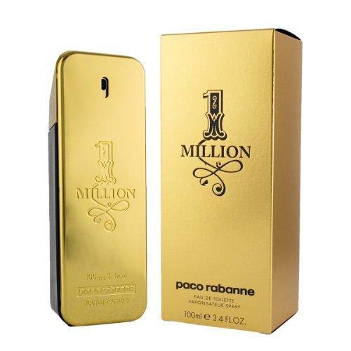 Paco Rabanne1 Million Edt Spray For Frgmen 6.7 OZ ()