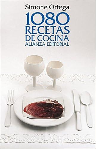 1080 Recetas De Cocina (Libros Singulares (Ls)): Amazon.es: Simone Ortega:  Libros