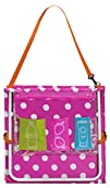 Three Cheers for Girls Lounge Chair Tote Pink