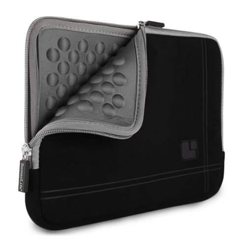 SumacLife Padded Sleeve Microsuede Quilted