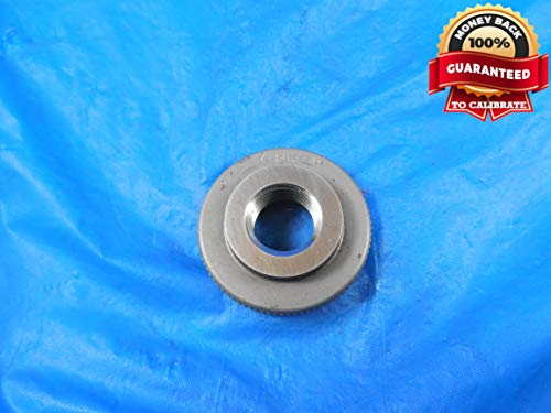 1/4 18 NPTF L2 Pipe Thread Ring GAGE .25 Quality Inspection 1/4-18 N.P.T.F. L-2