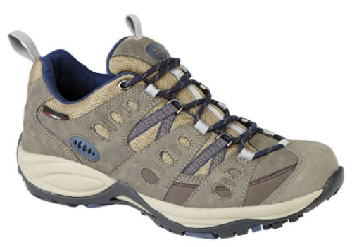 size Johnscliffe Approach NAVY membrane BROWN waterproof shoe KATHMANDU UK 10 Johntex x8Pxwgpq