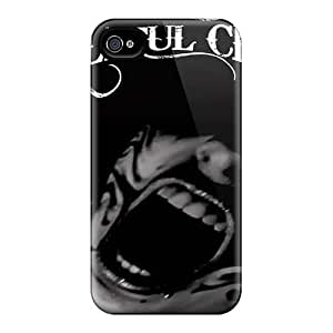 MansourMurray Iphone 4/4s Perfect Hard Phone Cases Support Personal Customs Stylish Foo Fighters Skin [oOz8997YHVp]