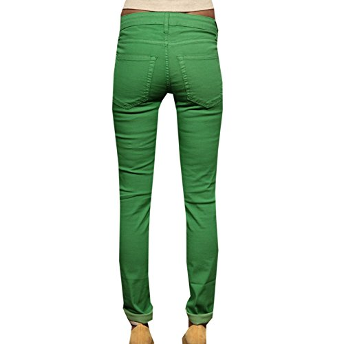 80152 Jeans Trousers Verde Blumarine Pantaloni I Donna Women Blugirl 7fqZ7xaw