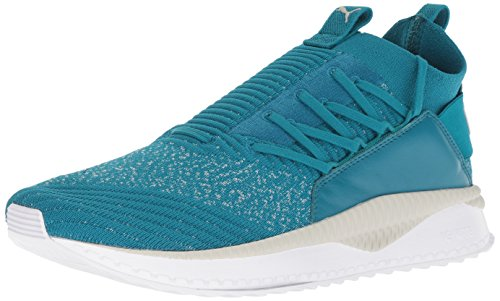 PUMA Men Tsugi Jun Sneaker Ocean Depths-gray Violet-puma White