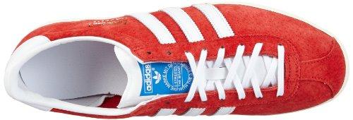 Rouge Les Gazelle Adidas Craie rouge Hommes Og Formateurs Université Des Blanc aSZRRxfYwq