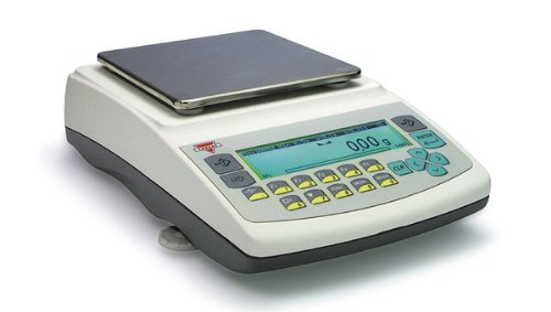 Torbal AG2000 Laboratory Scale, 2000g x 0.01g (10mg Readability), Auto-Internal Calibration, USB, Large Graphical LCD Display, 12 Weighing Modes