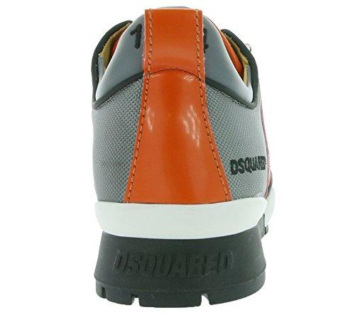 DSQUARED2 251 Baskets Gris W16SN101 909 M983