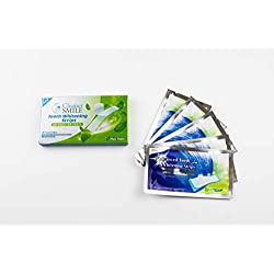 Cleaner Smile Club Teeth Whitening Strips, 6% hydrogen peroxide gel, Whiten teeth in 15-30 minutes a day, mess free application, quick and easy teeth whitening, professional results at home