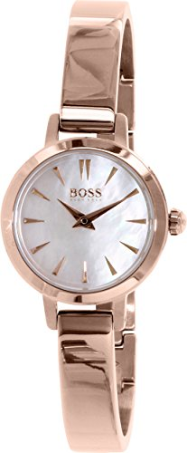 Hugo Boss Women's 1502367 Rose Gold Stainless-Steel Quartz Watch