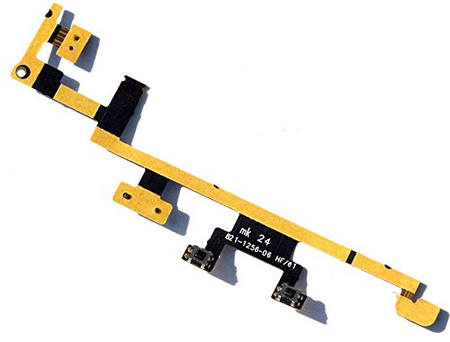 Power Flex and Volume Cable for Apple iPad 3 and iPad 4 (A1416, A1430, A1403, A1458, A1459, A1460) by Group Vertical