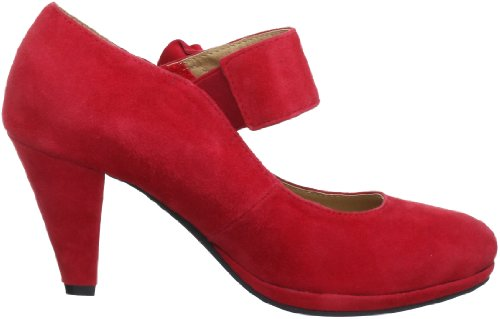 021 Rosso Pompe Donne punta 05 Chiuso 220 Hirschkogel 954 rot R6HPqnxW