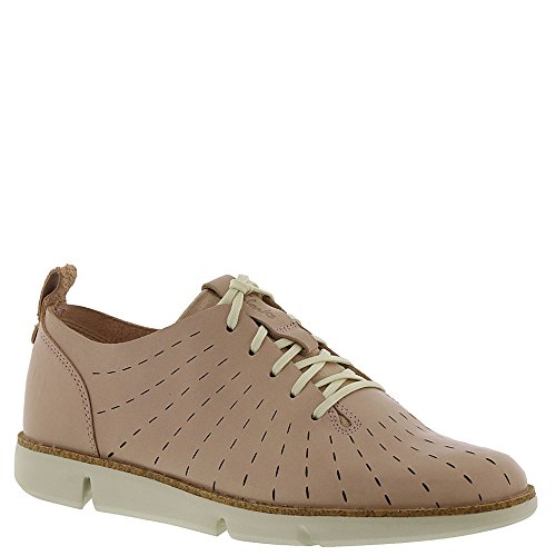 Clarks Womens Tri Etch Nude Pink Leather ZpptfFN