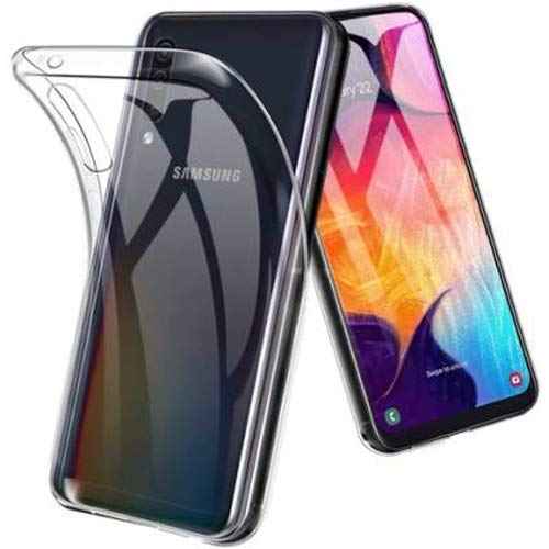Amazon Brand - Solimo Soft & Flexible Back Phone Case for Samsung Galaxy A50s / Samsung Galaxy A50 / Samsung Galaxy A30s