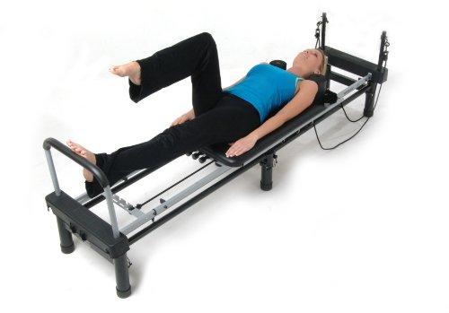 Stamina AeroPilates Reformer with Free-Form Cardio Rebounder