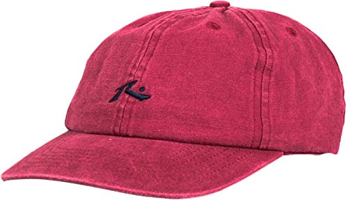 Rusty Men's Banter Adjustable Hats,One Size,Desert Red (Rusty Red)