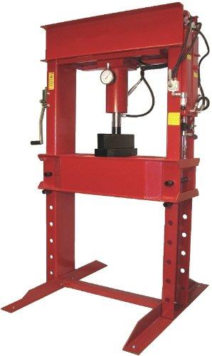 Hydraulic Shop Press - 100-Ton (Ton Press Shop 100)