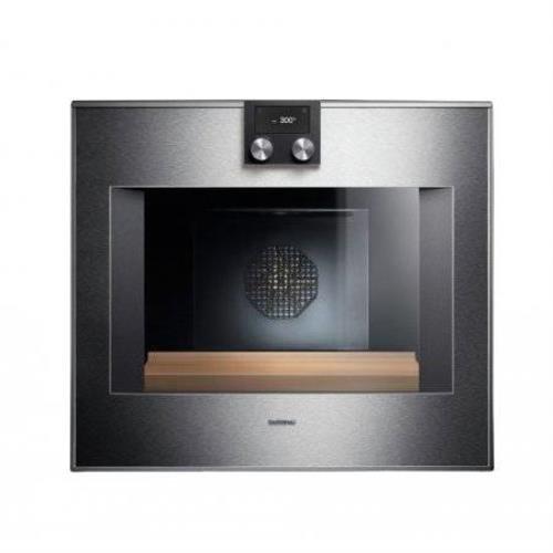 "Gaggenau 30"" 400 Series Stainless Steel Single Wall Oven"