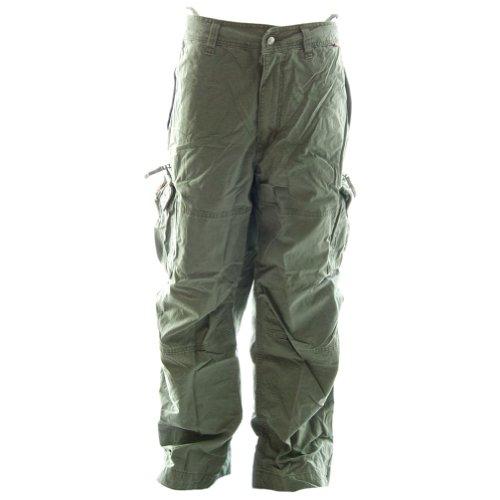 Qualité Pantalons Meilleure Prairie 100 45019 Militaires Coton Militaires Cargo Vert Hydrogen Homme Sec Hx0HqrY