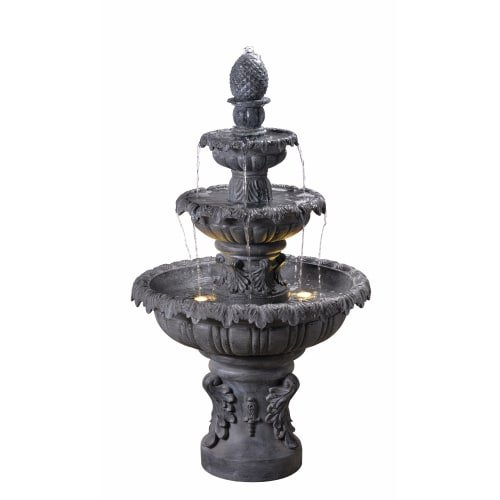 Outdoor Lighted Garden Fountains in US - 5