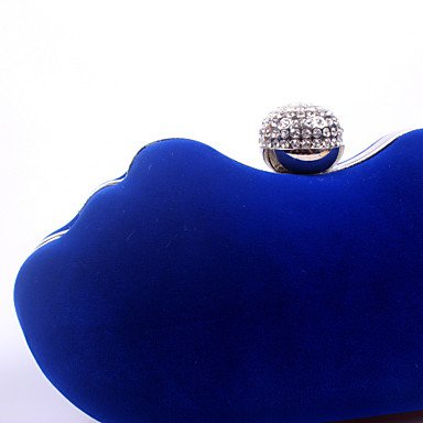 soirée Femme Blue Décontracté les Travail Toutes Sac Scène vous KYS Fête Polyester Formel Soirée SaisonsMariage Velours de Rendez Anniversaire td0xU0w7q