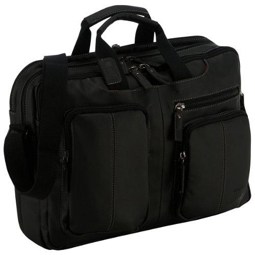 Gabol Exe Aktentasche mit Laptopfach 43 cm schwarz