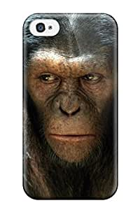 New Style CaseyKBrown Rise Of The Planet Of The Apes Movie Premium Tpu Cover Case For Iphone 4/4s