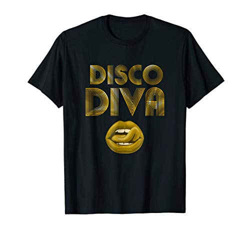 Disco Diva | 60s 70s 80s Costume Party Wear Outfit -