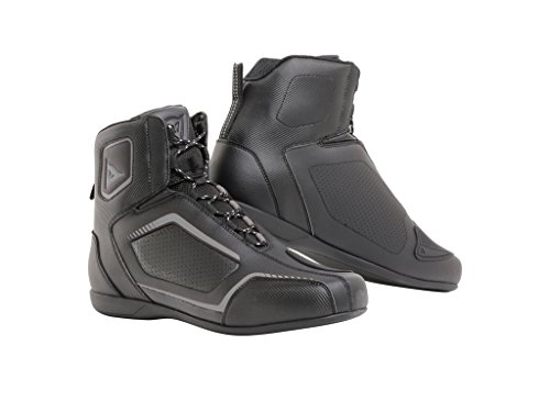 Dainese Raptor Air Shoes (45) (Black/Black/Anthracite)
