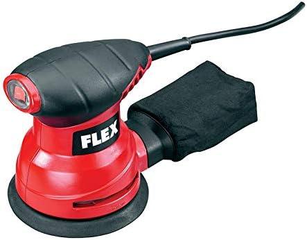 Flex Power Tools XS713 230 W 240 V Random Orbit Sander-Red