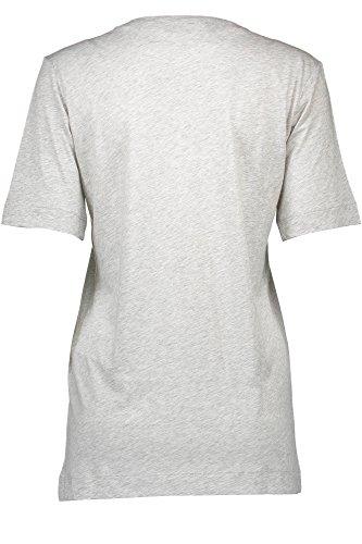 Mujer Love B266 Moschino Camisetas Gris CqO41
