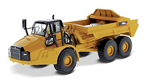 Caterpillar 740B Ej Articulated Truck (Ejector Body) High Line Series Vehicle Body Line Body