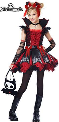 [California Costumes Diego The Bat Deluxe Tween Costume, Small] (Halloween Costumes To Find In Your Closet)
