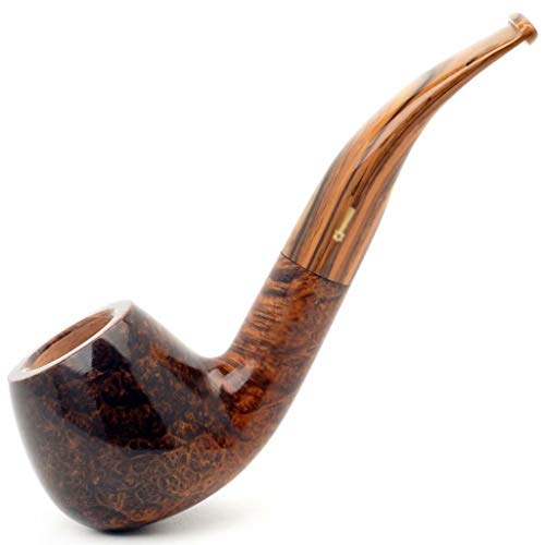 Tobacco Pipe Imported Heather Tree Material Pipe Straight Pipe Business Gift High-end Quality Manual Tobacco Pipe