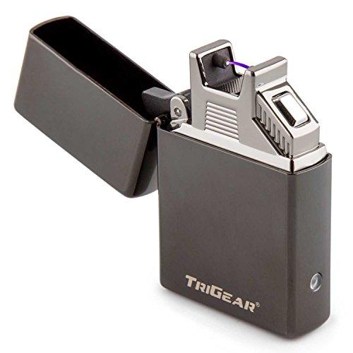 TriGear Elite Series Arc Lighter - Gun Metal