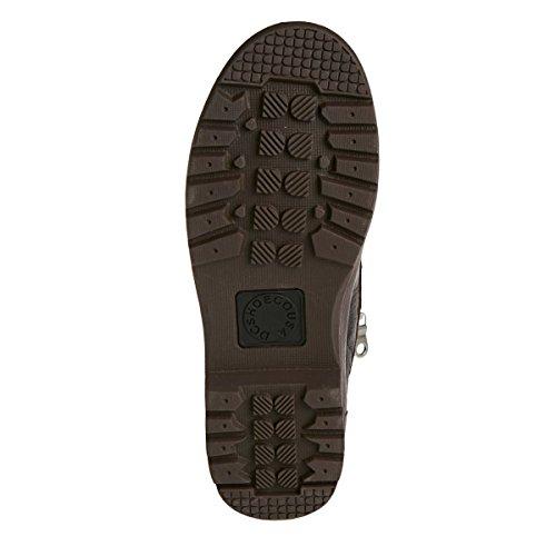 DC Shoes Damen Amnesti WNT Stiefel Braun