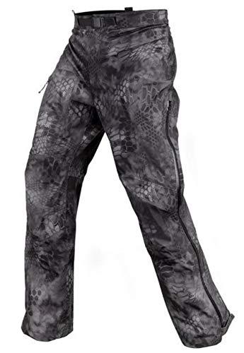 Kryptek Koldo Camo Rain Pant (Rain Gear Collection), Typhon, XL