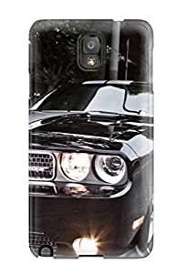New Michael Volpe Super Strong Front Car Dekstop Free Tpu Case Cover For Galaxy Note 3