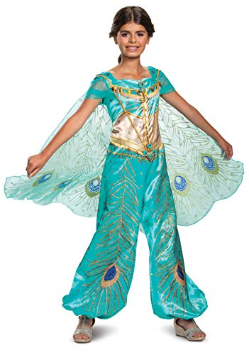 Disney Jasmine Aladdin Deluxe Girls