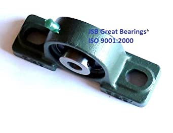 "5/8"" UCP202-10 Quality Pillow block bearing units ucf 202 mounted bearing with housing UCP202"