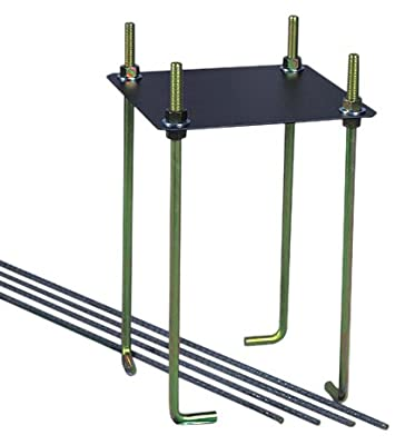 "Goalrilla Basketball 9"" Anchor System"