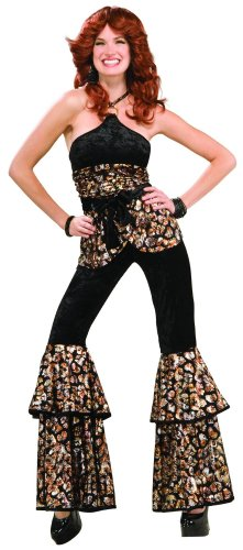 Forum Novelties Disco Dee Lite Costume for Women