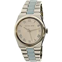 Michael Kors Channing MK6150 Silver Stainless-Steel Quartz Women's Watch