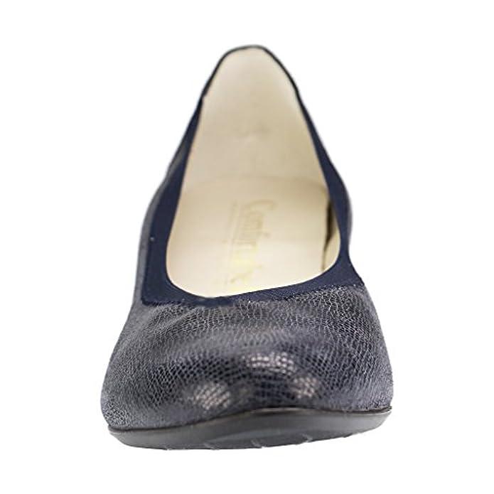 Scarpe E Borse Da Donna Col Tacco Comfortabel Damen Pumps Weite G Blau 730367 nbsp;– nbsp;5