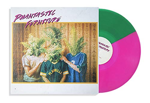 'Phantastic Ferniture' - Exclusive Pink and Green Split Color Vinyl, LTD. to 500 (Ferniture)