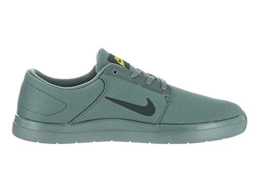 Nike Mens Sb Portmore Ultralight Cn Pattino Pattinatore Hasta / Alghe Muschio Di Torba
