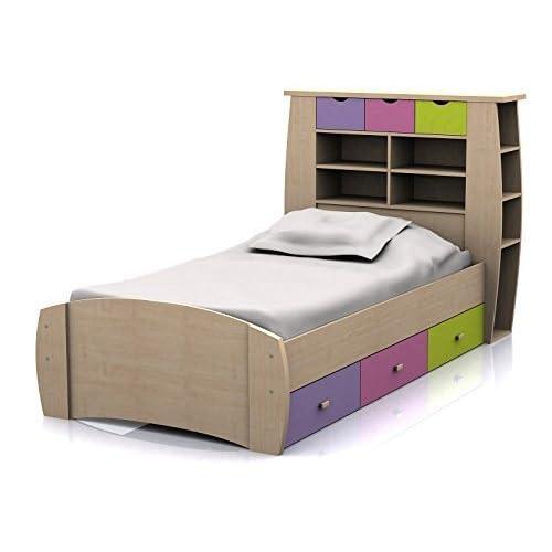 Single Bed with Storage: Amazon.co.uk