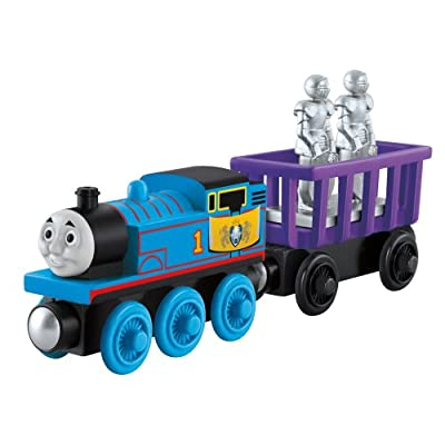 Fisher-Price Thomas & Friends Wooden Railway, Thomas' Castle Delivery: Toys & Games